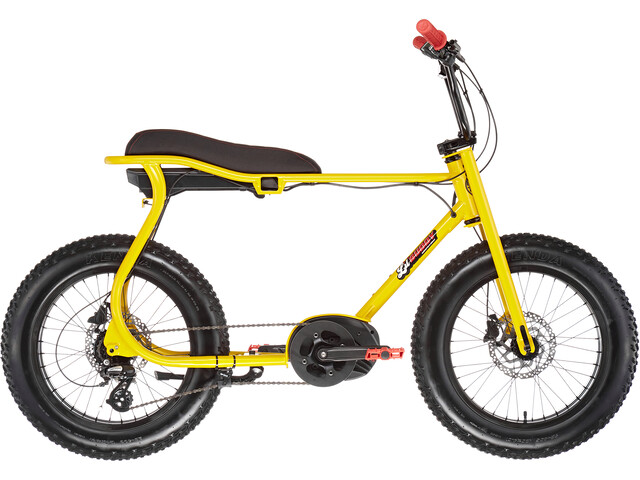 """Ruff Cycles Lil'Buddy 20"""" Bosch Active Line 500Wh honeyyellow"""